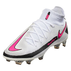 Nike Phantom GT Elite DF FG - White/Black CW6589-160