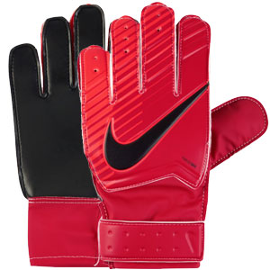 Nike Jr Match Goalkeeper Gloves - University Red/Black GS0343-657