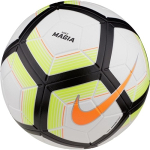 Nike Magia Soccer Ball - White/Black SC3252-100