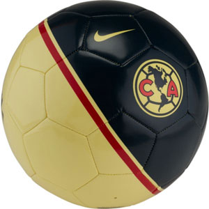Nike Club America Supporters Soccer Ball SC3298-706