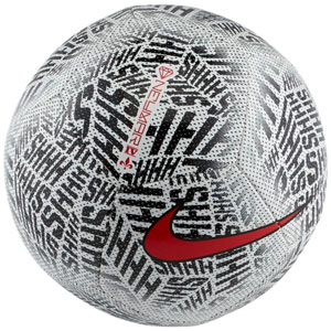 Nike Neymar Skills Mini Ball - White/Black/Challenge Red SC3931100010101