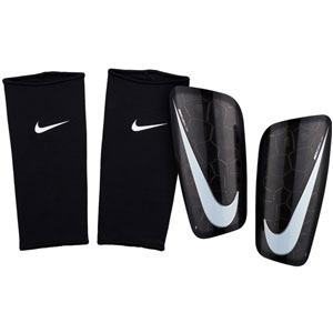 Nike Mercurial Lite Shinguard - Black/Black - NOCSAE SP2120-010