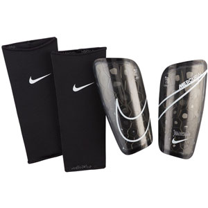 Nike Mercurial Lite Shinguard - Black - NOCSAE SP2120-013