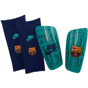 Nike Barcelona Mercurial Lite NOCSAE Shinguard - Cabana/Deep Royal SP2171-309