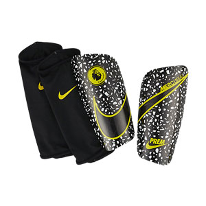 Nike Mercurial Lite Premier League Shinguard - Black - NOCSAE SP2182-011