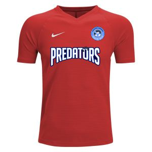 PBG Predators Nike Youth Premier Tiempo GK Jersey - Red PBG-894114-657