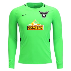 North Texas United FC Nike LS Park Goalie III Jersey - Neon Green TUFC-894511-398