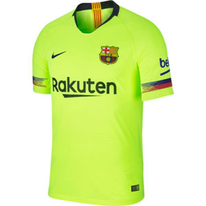 Nike Barcelona Authentic Away Jersey 2018-2019 918912-702