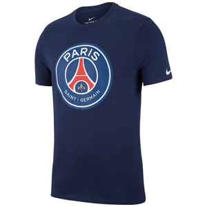 Nike Paris-Saint Germain Youth Crest Tee - 2018 898631-410