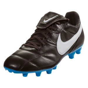 Nike Premier II FG - Velvet Brown/Hero Blue 917803-214