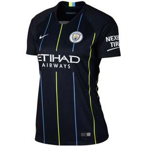 Nike Manchester City Women's Away Jersey 2018-2019 919212-476