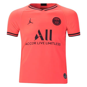 Jordan Paris Saint-Germain Youth Away Jersey 2019-2020 AJ5816-613