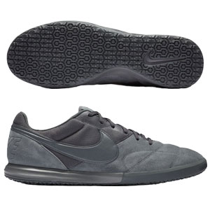 Nike Premier II Sala IC - Dark Grey/Dark Grey Indoor AV3153-001