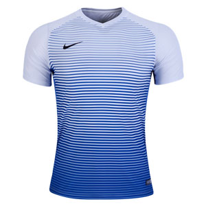 Nike Precision IV Jersey - White/Game Royal/Black 886828-100