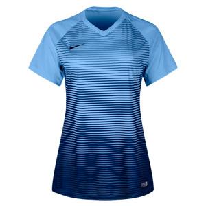 ed12d1c6c Nike Women s Precision IV Jersey - University Blue College Navy White  886829-412
