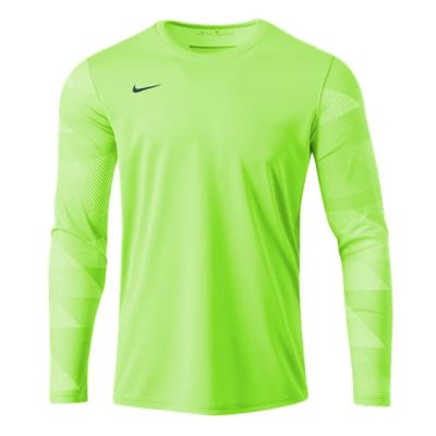 Nike Youth Dry LS US Park IV Goalkeeping Jersey - Volt/White CJ6073-702