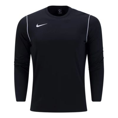 Nike Dry Park 20 Crew Top - Black/White BV6875-010