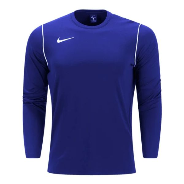 Nike Dry Park 20 Crew Top - Royal/White BV6875-463