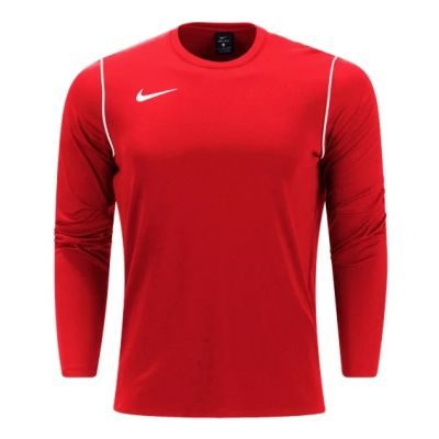 Nike Dry Park 20 Crew Top - Red/White BV6875-657