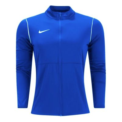 Nike Dry Park 20 Track Jacket - Royal Blue/White BV6885-463