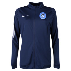 PBG Predators Nike Women's Squad 16 Knit Track Jacket - Navy/White PRED-725961-419