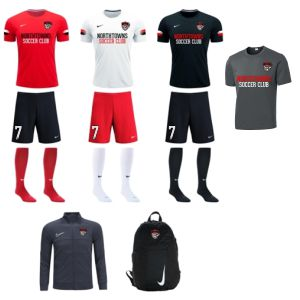Northtowns Soccer Club - Adult Required Kit NSC-ADKT19