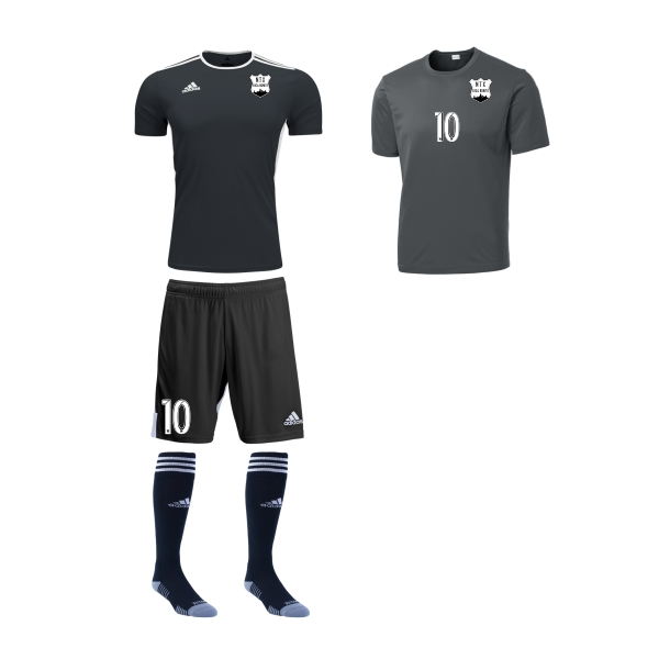 NXT Joga Bonito - Adult Academy Required Uniform Kit NXT-ADAUKT