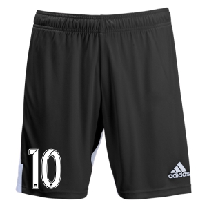 NXT Joga Bonito adidas Youth Tastigo 19 Shorts - Black/White NXT-DP3173