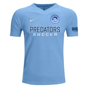 Palm Beach Gardens Predators Nike Tiempo Premier Jersey - Light Blue 894293-448-PBG