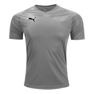 Puma Youth Liga Core Jersey - Grey 703542-13