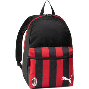 Puma AC Milan Football Backpack - Black/Red 07724204