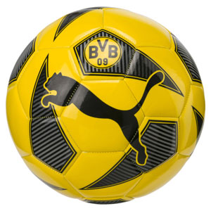 Puma Borussia Dortmund Fan Soccer Ball - Yellow/Black 2018 082989-01