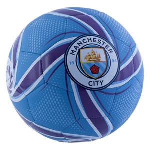 Puma Manchester City Future Flare Fan Soccer Ball 2019 083254-01