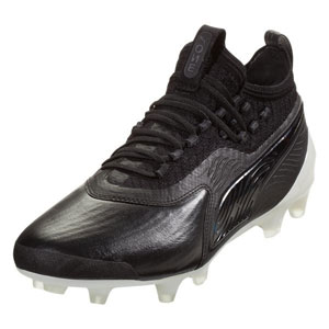Puma One 19.1 FG - Puma Black/White  105479-02