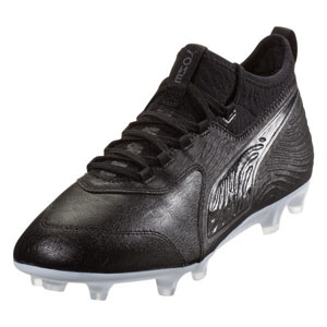 Puma One 19.3 FG - Puma Black/White 105486-02