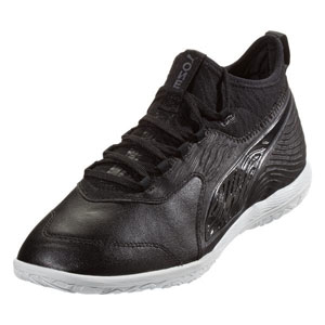 Puma One 19.3 IT - Puma Black/White Indoor 105490-02