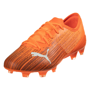 Puma Ultra 2.1 FG - Shocking Orange/Puma Black 106080-01