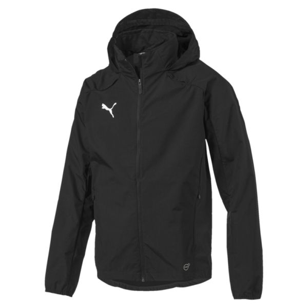 Puma Liga Training Rain Jacket - Black 655659-03