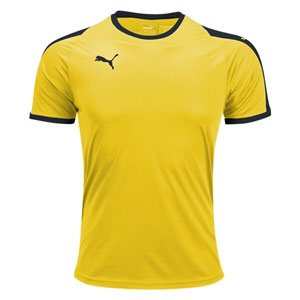 Puma Liga Jersey - Yellow/Puma Black 703417-07