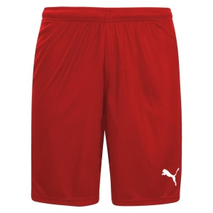 Puma Liga Core Shorts - Red 703436-01