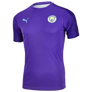 Puma Manchester City Stadium Training Jersey 2019 - Tillandsia Purple 755798-23