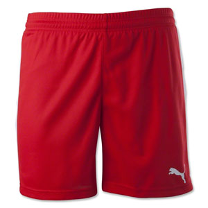 Puma Pitch Shorts - Red 702072Red