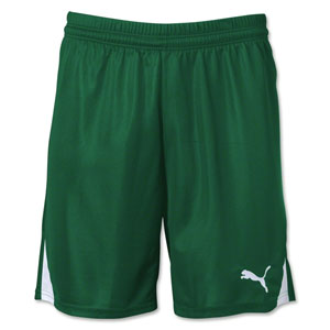 Puma Team Shorts - Green 701275Grn