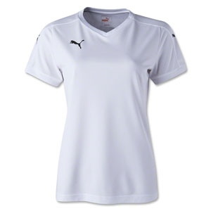 Puma Women's Pitch Jersey - White 702330Whi