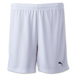 Puma Women's Pitch Shorts - White 702331Whi