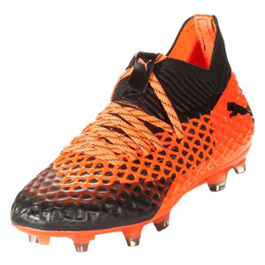 Puma Future 2.1 Netfit FG JR - Orange/Puma Black 104814-02