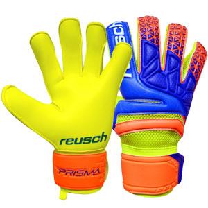 Reusch Prisma Prime S1 Evolution Glove - Safety Yellow Ocean Blue 3870238 41e6c2e146