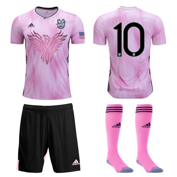 Rise FC - Youth Pink Kit RFC-YPNKKT