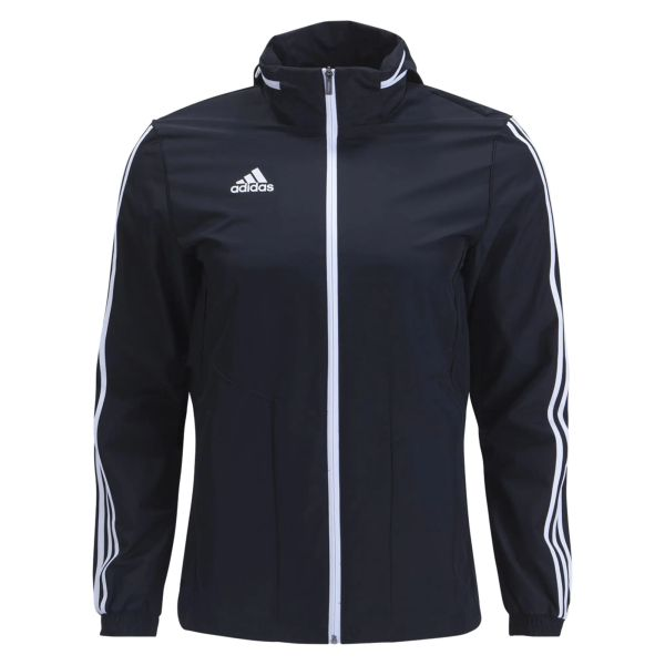 adidas Tiro 19 All Weather Jacket - Black D95937