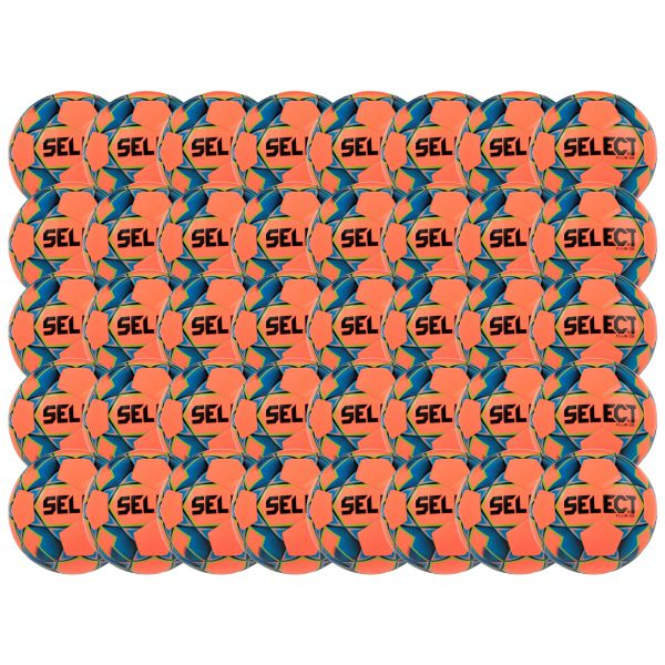 Select Club Dual Bonded Ball - Orange/Blue - 40 Pack CLUBDBOR-40PK
